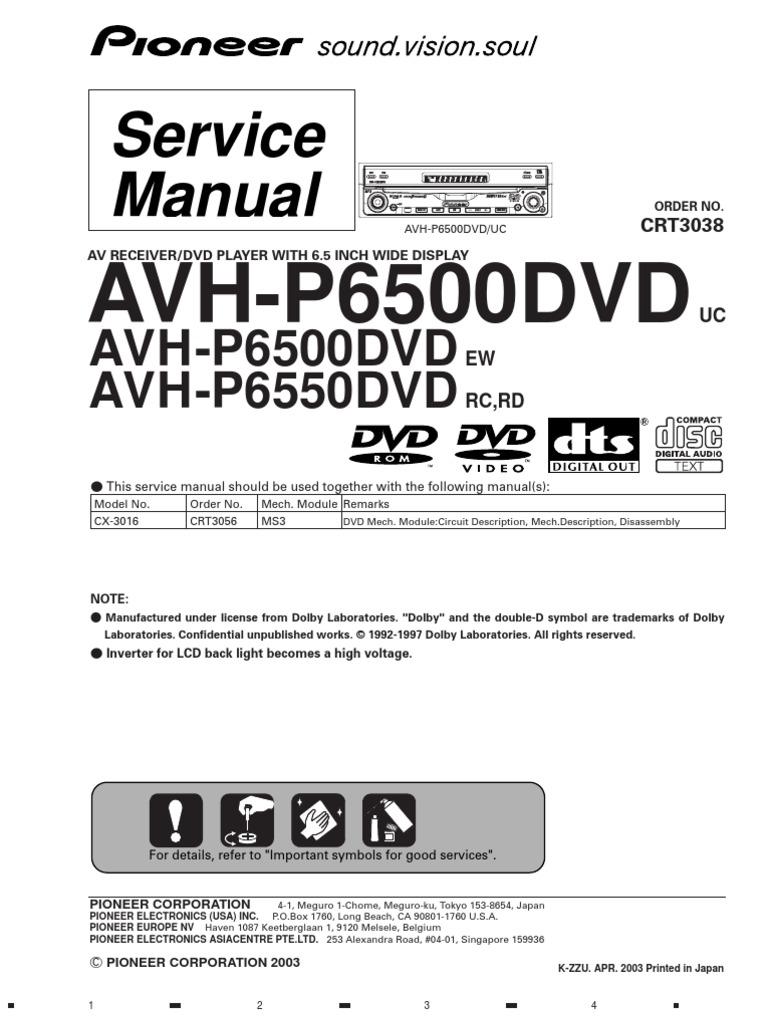 Nice Very Best Pioneer Avh P4000dvd Wiring Diagram Example Photos ...