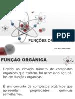 4ª Aula - Funções Orgânicas