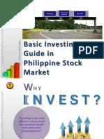 Stockmarket Analysis