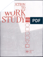 International Labor Office - Introduction to Work Study-International Labour Office (1992) (1).pdf