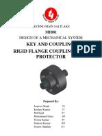 Flange Coupling Design
