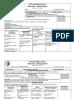 Malla Curricular Emprendimiento 6-11 BUL 2015