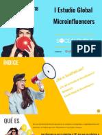 DEFINITIVO I Estudio Global de MicroInfluencers SocialPubli.com 2 5