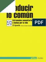 entreamados comu y lucha por la vida.pdf