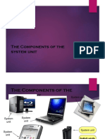 System Unit and Its Function