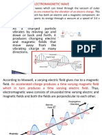 Fundamentals of electromagnetic spectrum