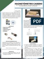 Magnetómetro Casero (1)