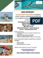 24-08-19 Taj Exotica - New Job Openings