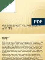 Calatagan Resort Power Point