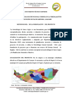 Documento Técnico Soporte MGA