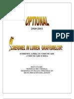 Creionelinlumeagrafismelor Optional