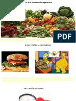 Guía de alimentacion vegetariana