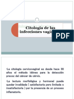 Citologia de Infecciones Vaginales