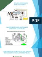 componentes de inyeccion electronica