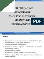 Princípios de Máquina Elétricas e Eletromagnetismo