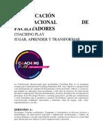 Certificación Internacional de Facilitadores