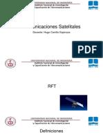 Comunicaciones Satelitales - RF