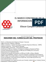 El Marco Conceptual de La Informacion Financiera
