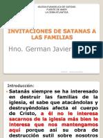 Invitaciones de Satanás a Las Familias