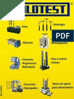 SOLOTEST Catalogo Inteiro