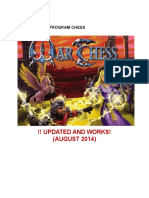 War Chess 3d Program Chess