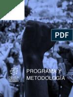 Metodología Escuela de Activismo