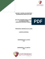 Trabajo Modulo Gestion y Control de Inventario