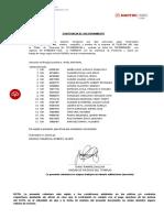 Constancia Jr Telecom Agosto 2019