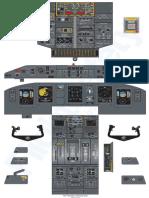 DHC8 Cockpit