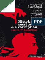 Histoire Secrète de La Corruption Sous La 5e République