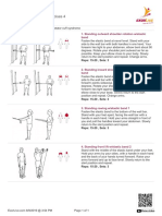 Shoulder Stability Home Exercises 4 PDF