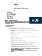 Resumen Psiquiatría patologias