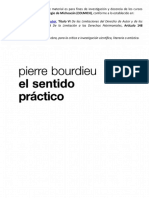 Bourdieu1980. Prologo