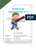 uNIDAD DE APRENDIZAJE 1RP p