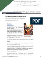 Los Pinceles Sonoros de Ana Lucía _ 6 de Septiembre 2004 .__. El Diario de Hoy .__. Elsalvador.com