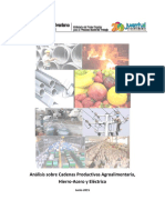 Informe Sobre Cadenas Productivas 16 Junio