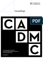 CA Dmc 2013 Proceedings