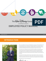 Employee Policy Manual
