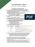 RESUMÃO DA APROVAÇÃO - ENZIMAS - Copia.pdf