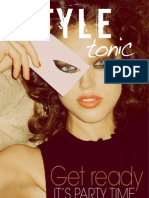 STYLE-TONIC Issue 4