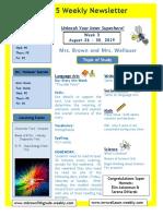 brownwallauer newsletteraugust 26