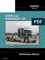 Freightliner 122SD Maintenance Manual