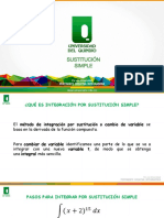 Sustitución Simple Expo
