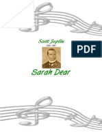 Sarah Dear from cantorion.org NOT free-scores.com