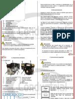 Manual Motor WARRIOR Gasolina (2)