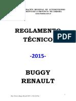 Tecn Buggy Renault 2015