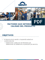 Gdc-sesion 2 - Factores Que Determinan La Calidad Del Producto - Copia (1)