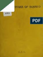 Edwin H. Gomes - The Sea-Dyaks of Borneo (1910)