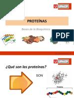 proteínas correcto