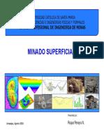 Minado Superficial